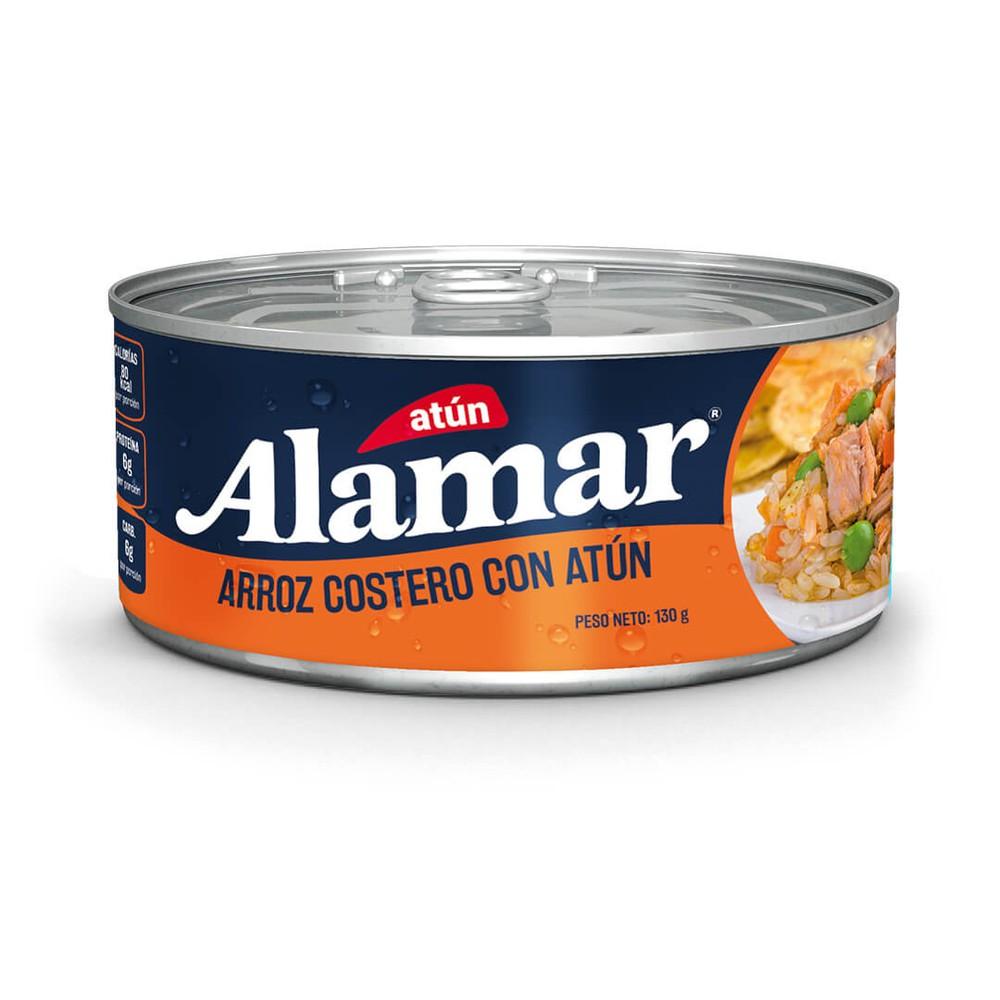 Ensalada de atún con arroz
