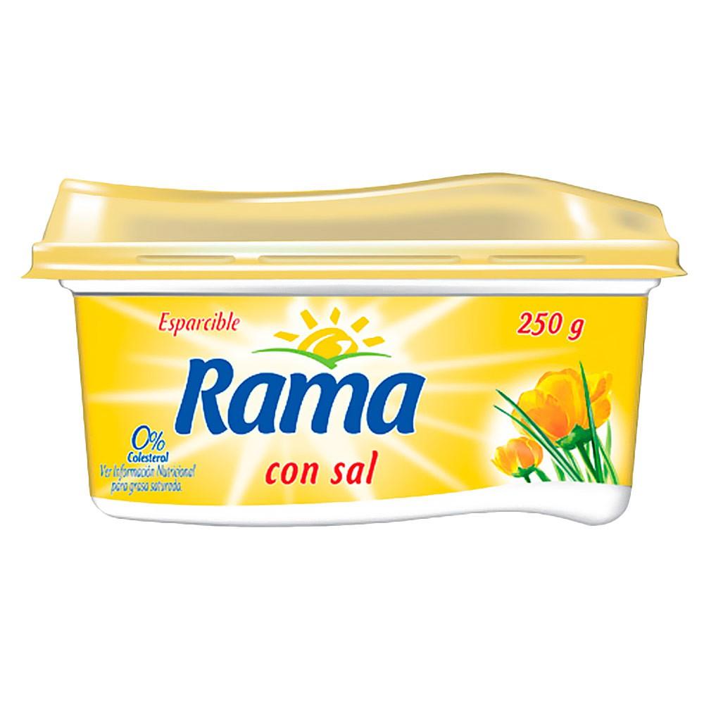 Esparcible Rama Con Sal 0% De Colesterol x 250 g