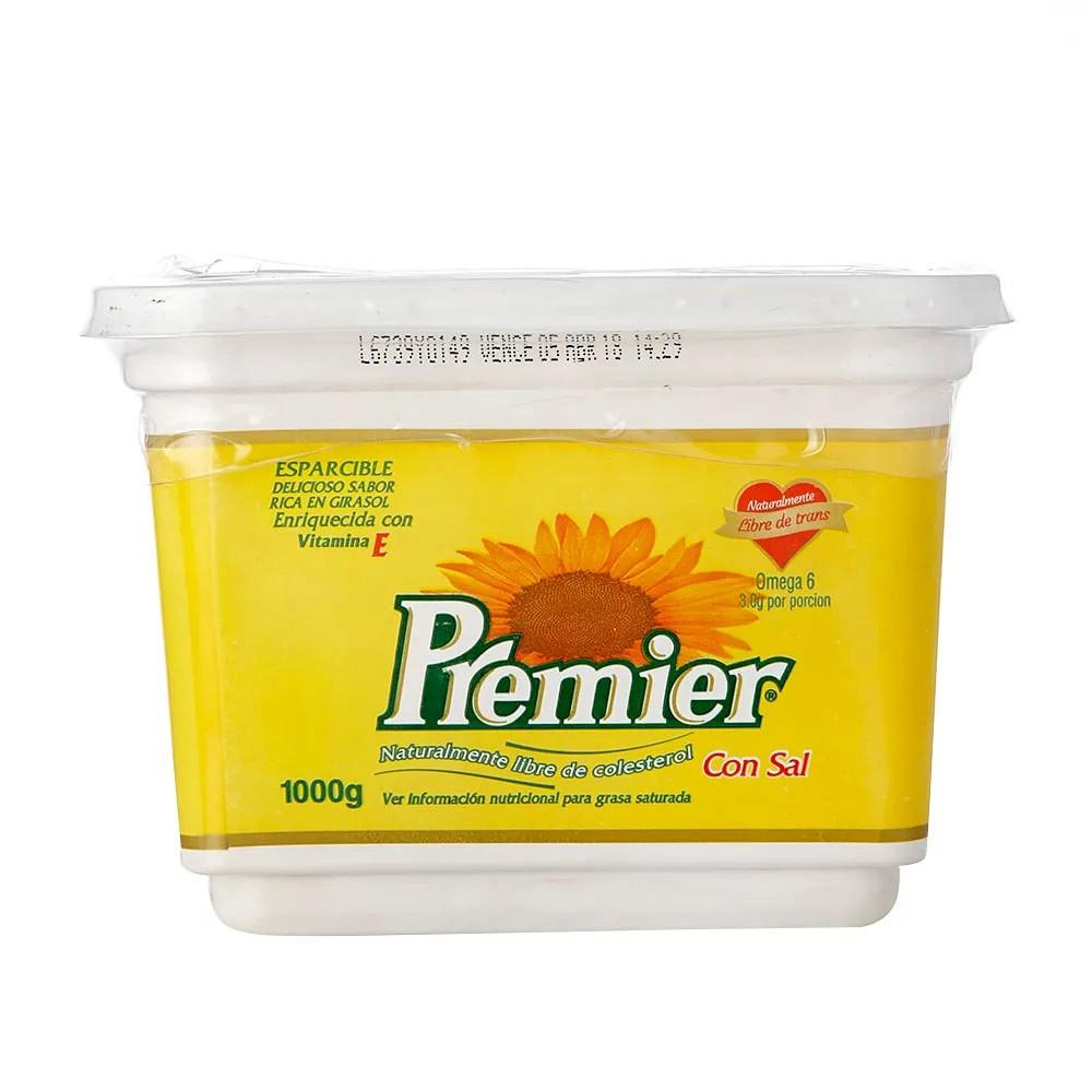 Margarina vitamina E Premier