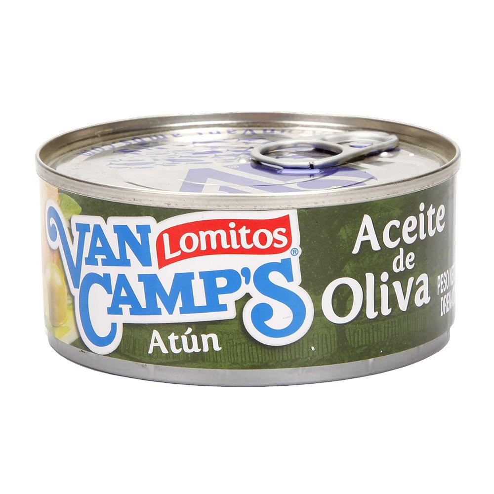 Atún Van Camps Lomitos Aceite Oliva