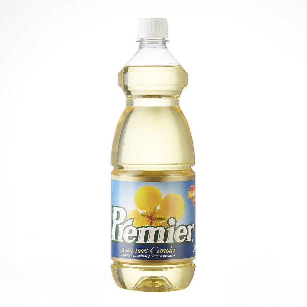 Aceite canola botella Premier