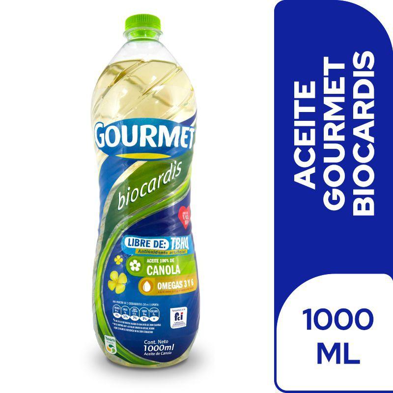 Aceite Gourmet Canola