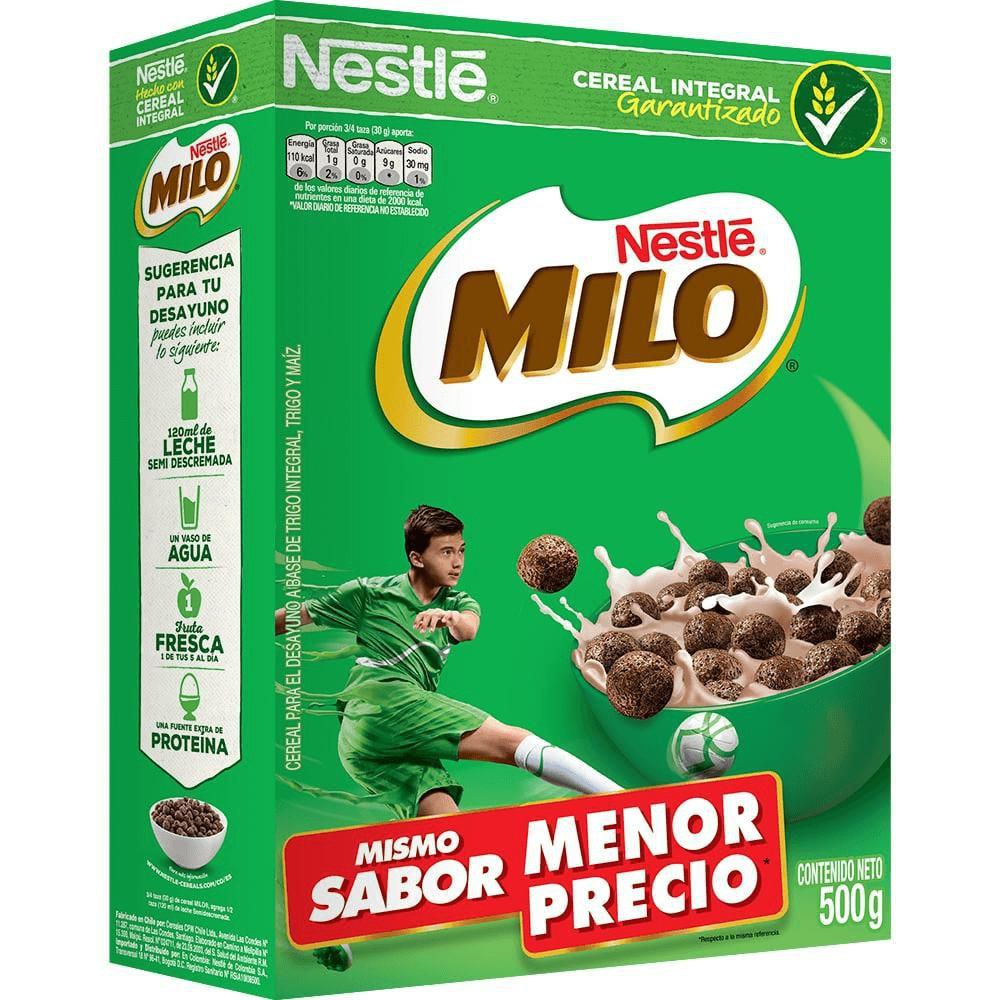 Cereal de chocolate