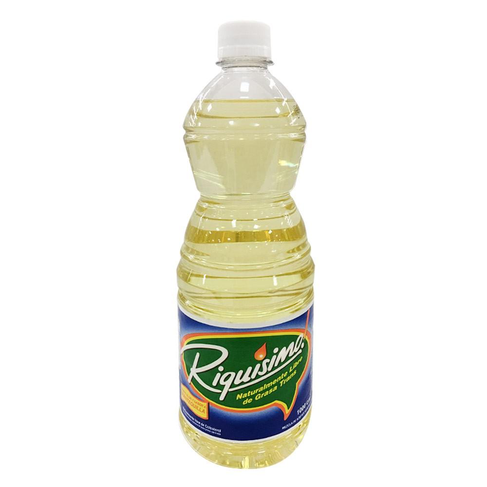 Aceite Vegetal Riquisimo
