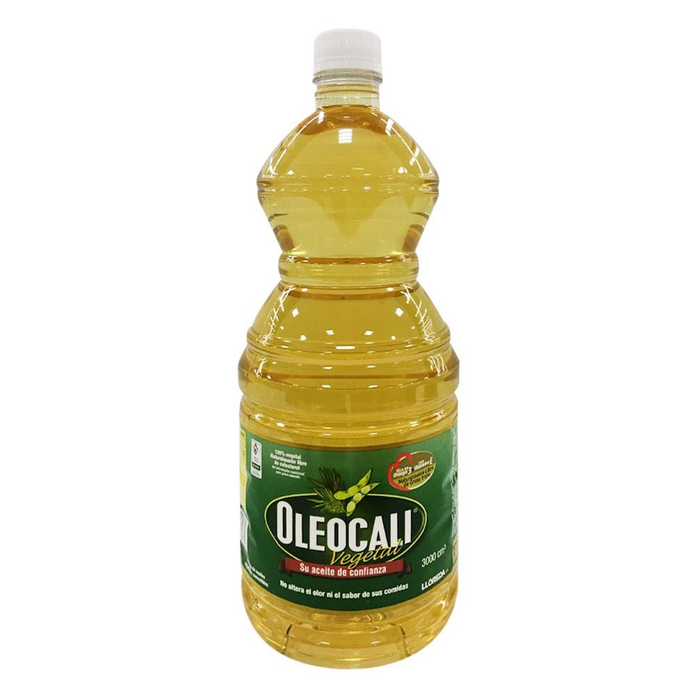 Aceite oleocali Garrafa