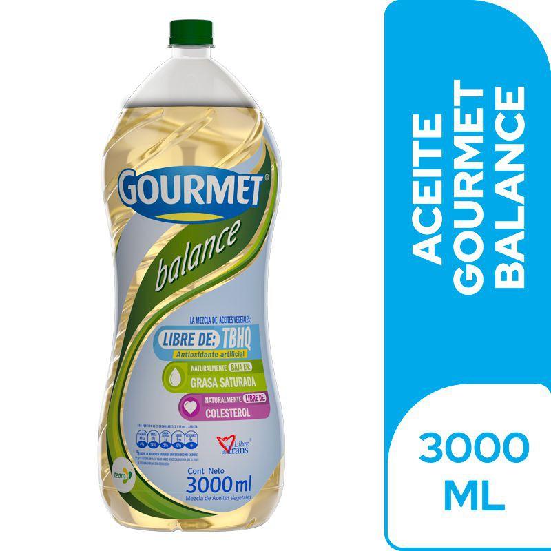 Aceite Gourmet Light
