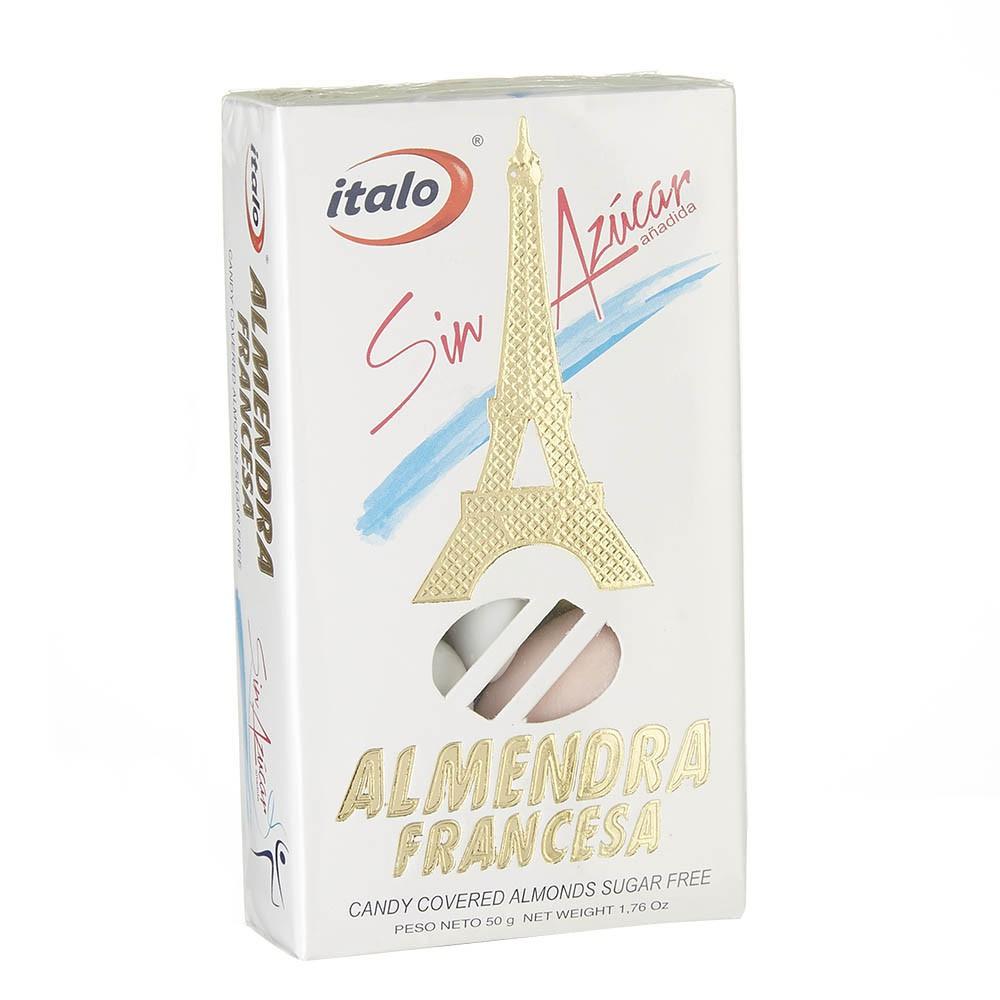 Almendra francesa sin azúcar Italo