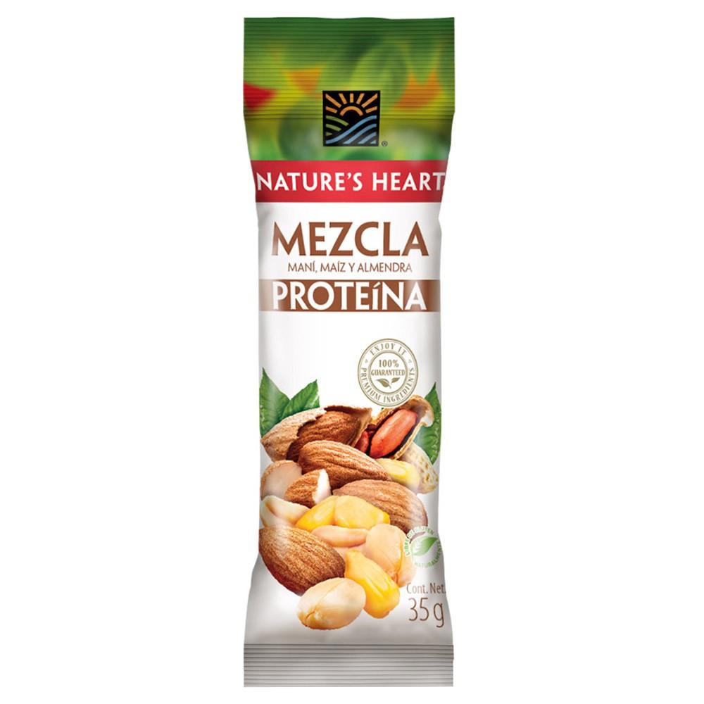 Mezcla Natures Heart proteina