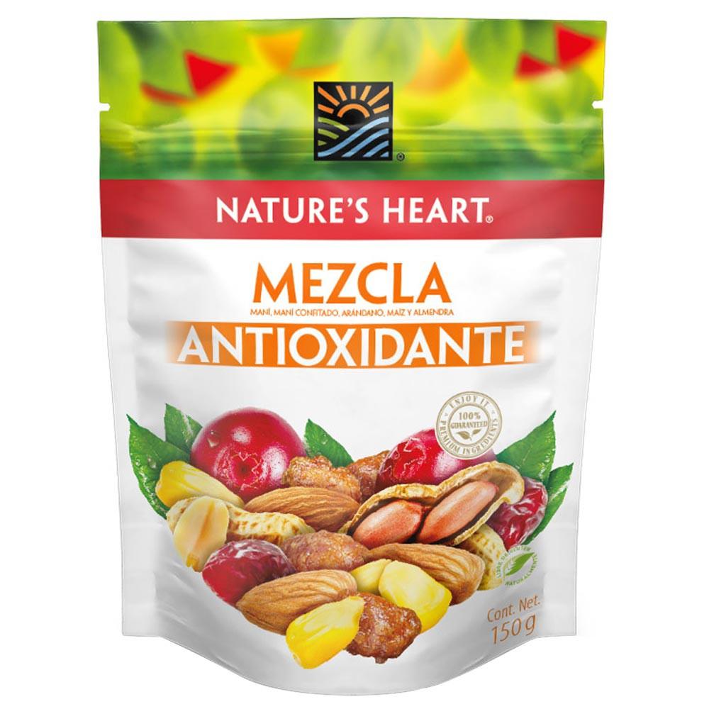 Mezcla Natures Heart antioxidante