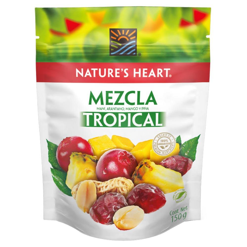 Mezcla Natures Heart tropical