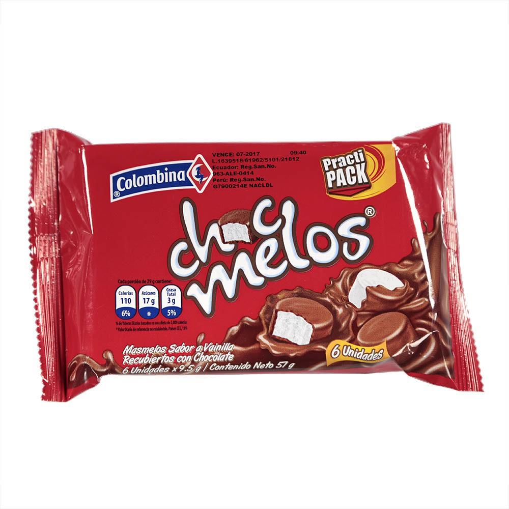Chocmelos Bandeja