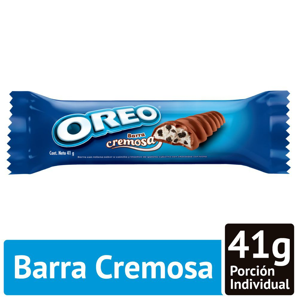 Chocolatina barra cremosa