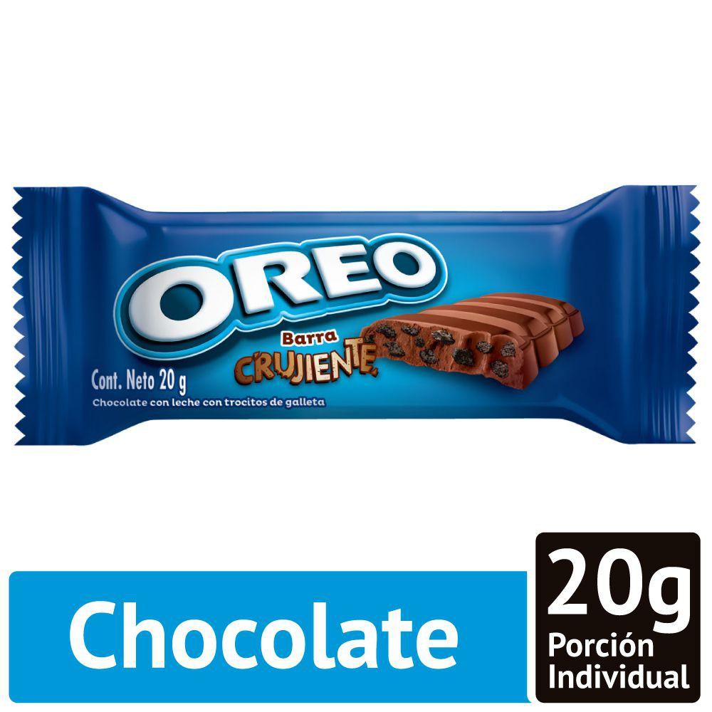 Chocolatina barra crujiente