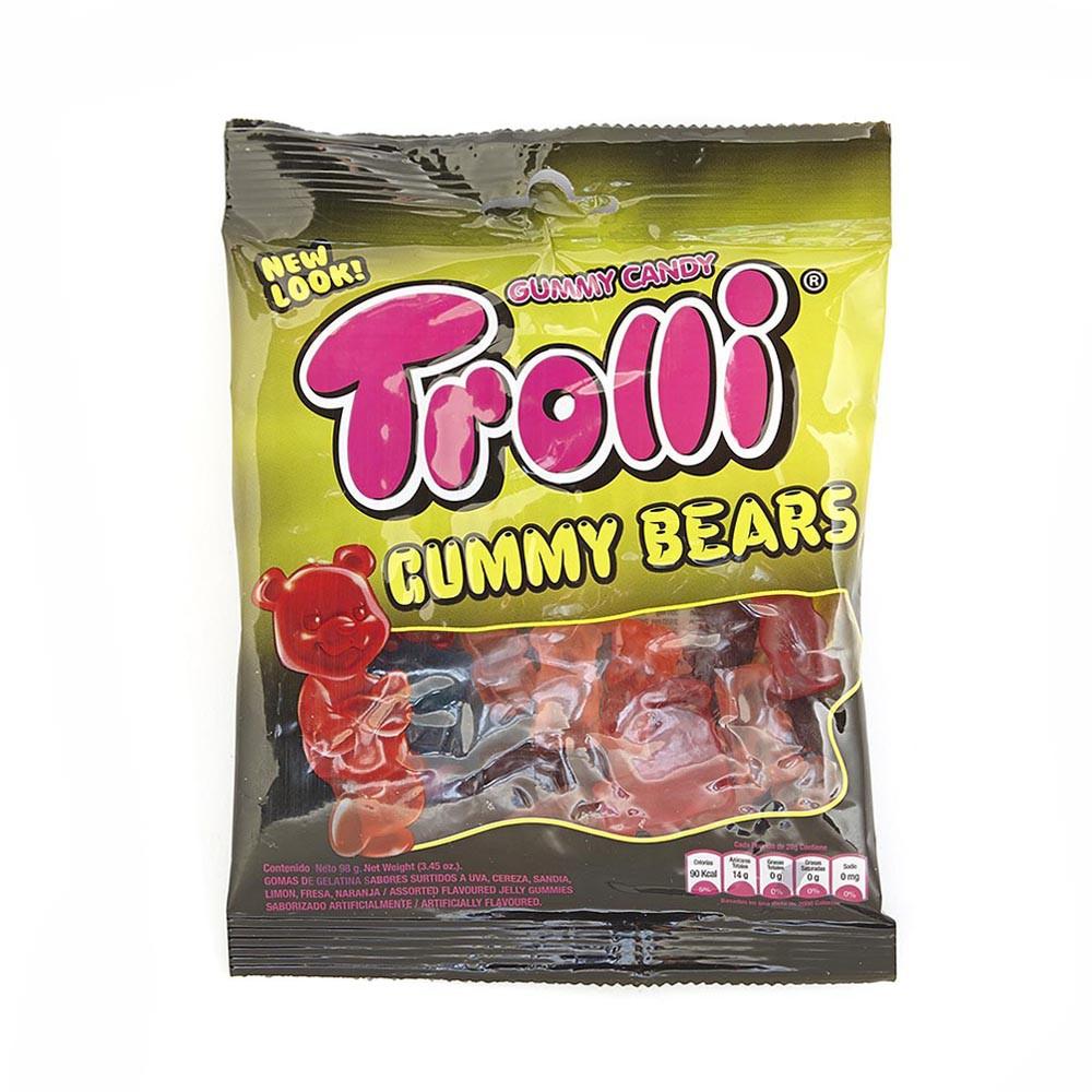 Goma TrolliGummy bears x 98 g