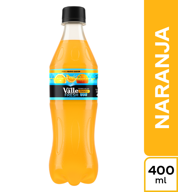 Jugo del Valle Fresh naranja x 400ml