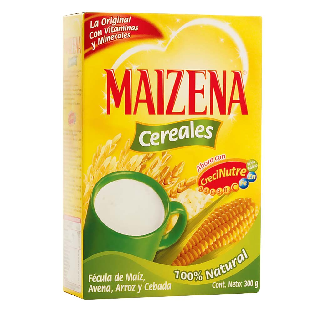 Cereal Tradicional Maizena