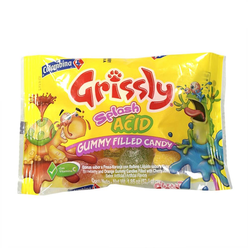 Gomas Grissly Splash Tortugas