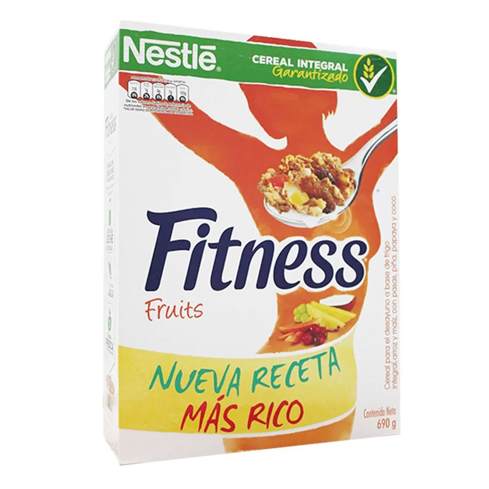 Cereal & fruits 690 g