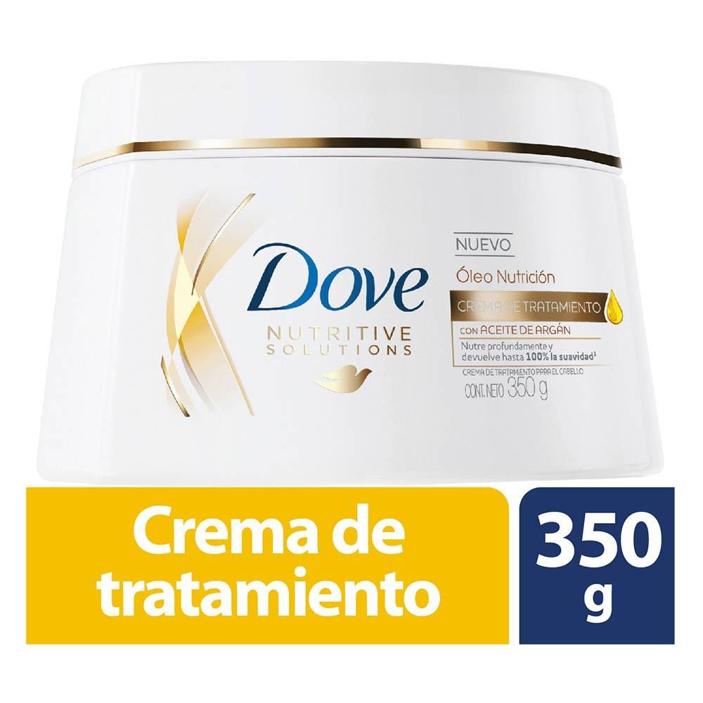 Tratamiento en crema Dove oleo nutrición