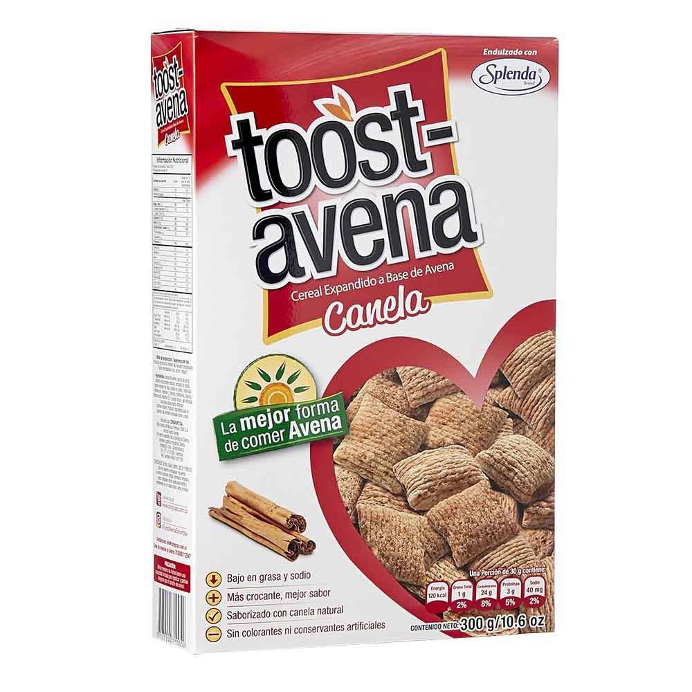 Cereal Karymba Toost Avena Canela