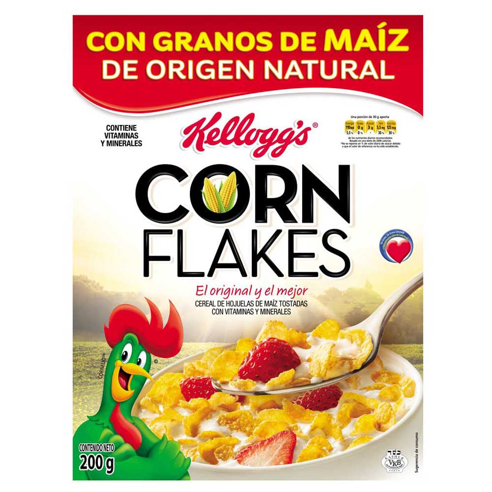 Cereales Kellogg´s Corn Flakes