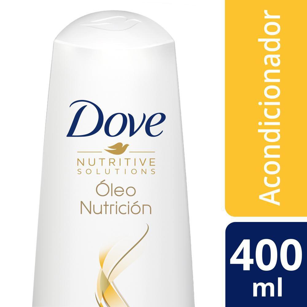 Acondicionador Dove oleo nutrición