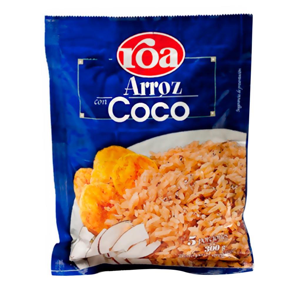 Arroz Roa Con coco