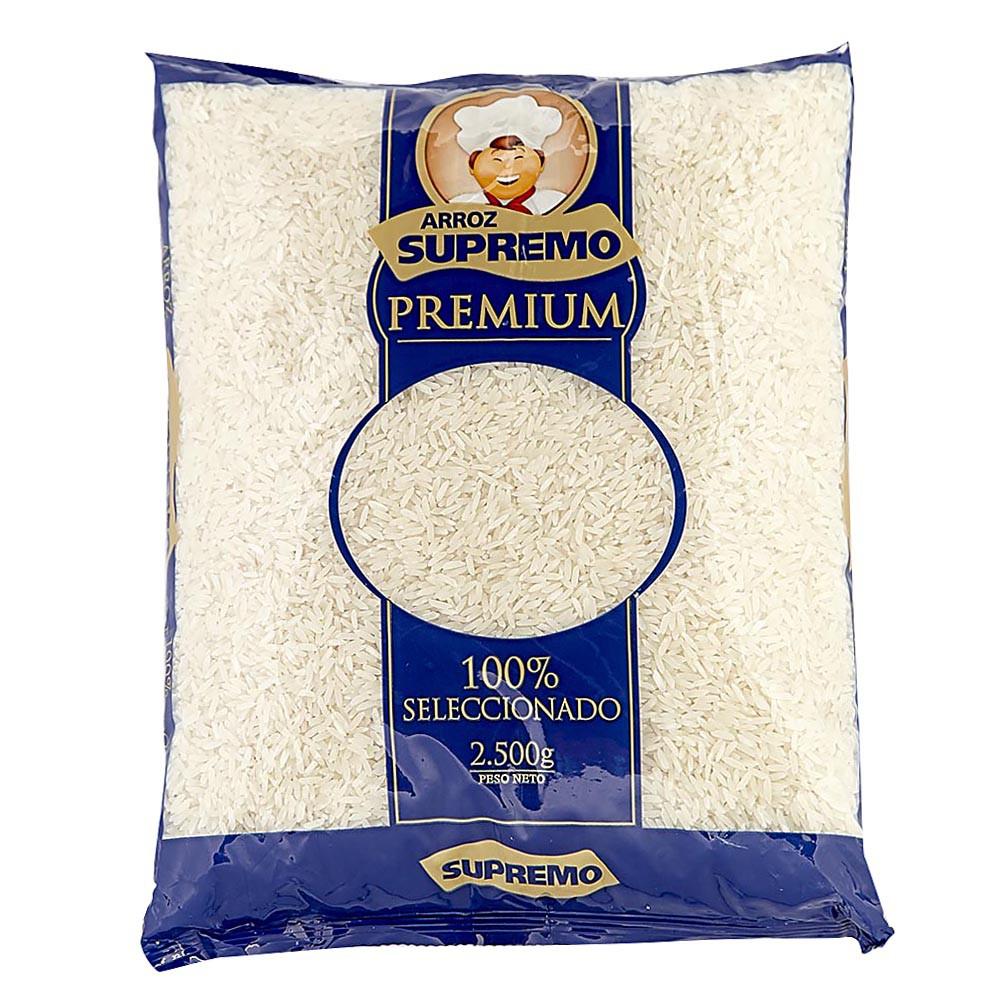 Arroz Supremo Premium