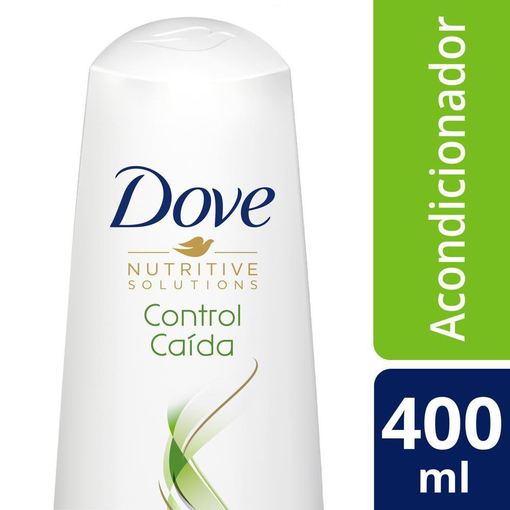 Acondicionador Dove control caída