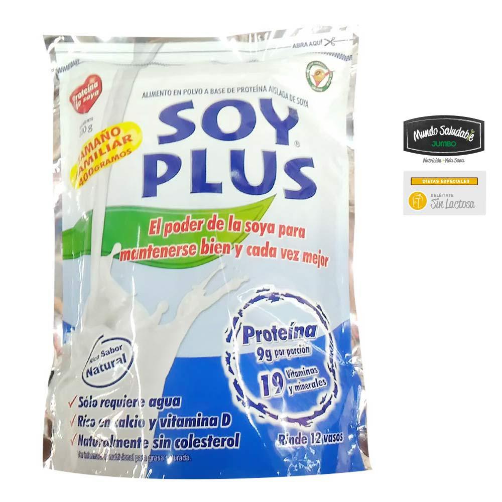 Soy Plus