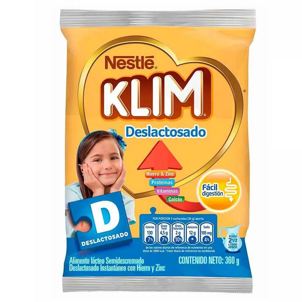 Alimento Lácteo Klim Deslactosado