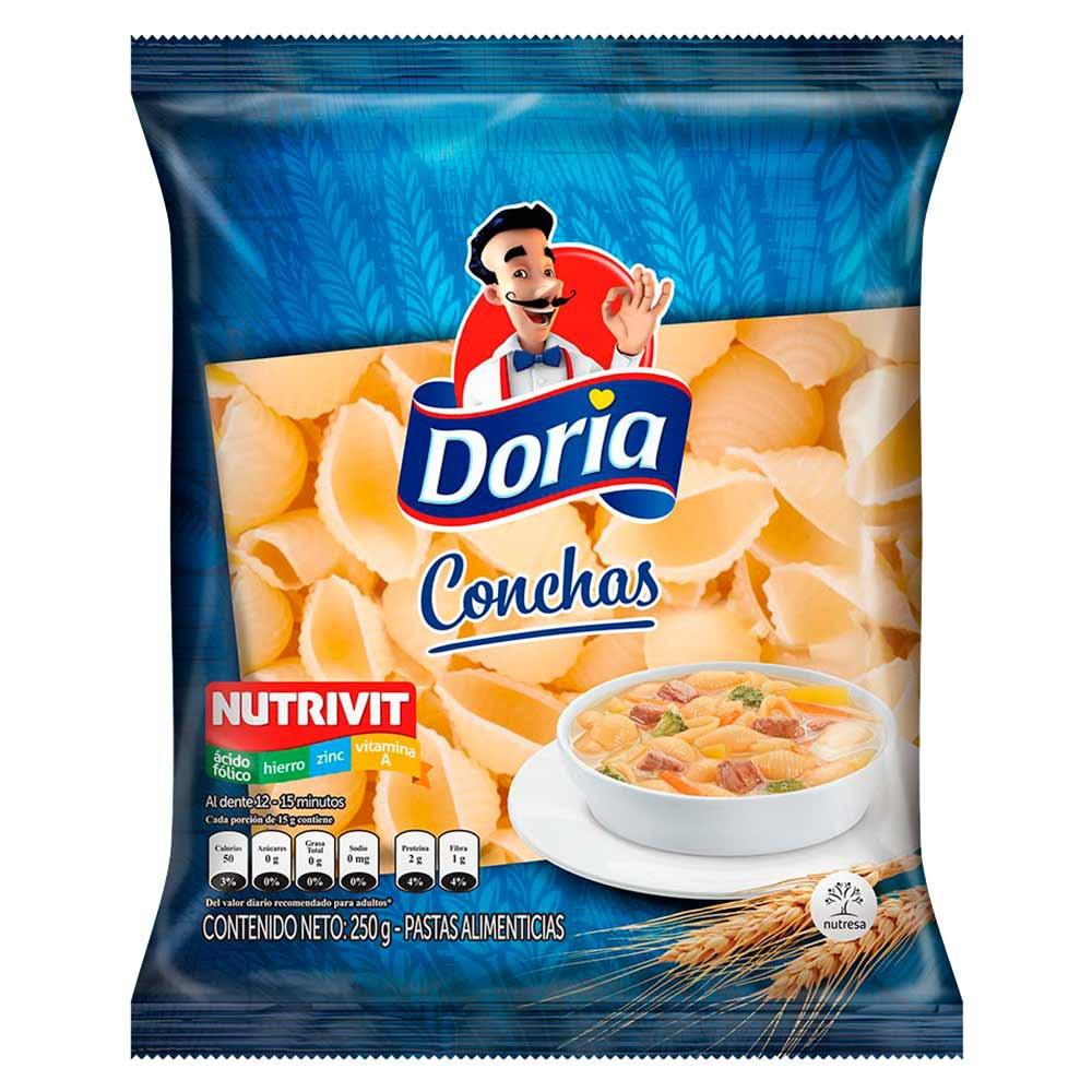 Pasta Clásica Concha Doria