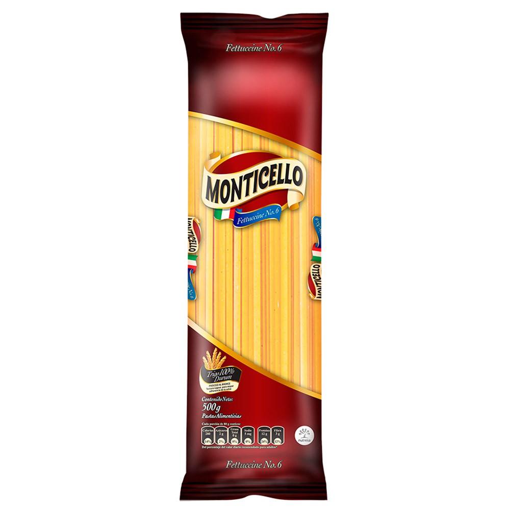 Pasta Monticello fettuccine