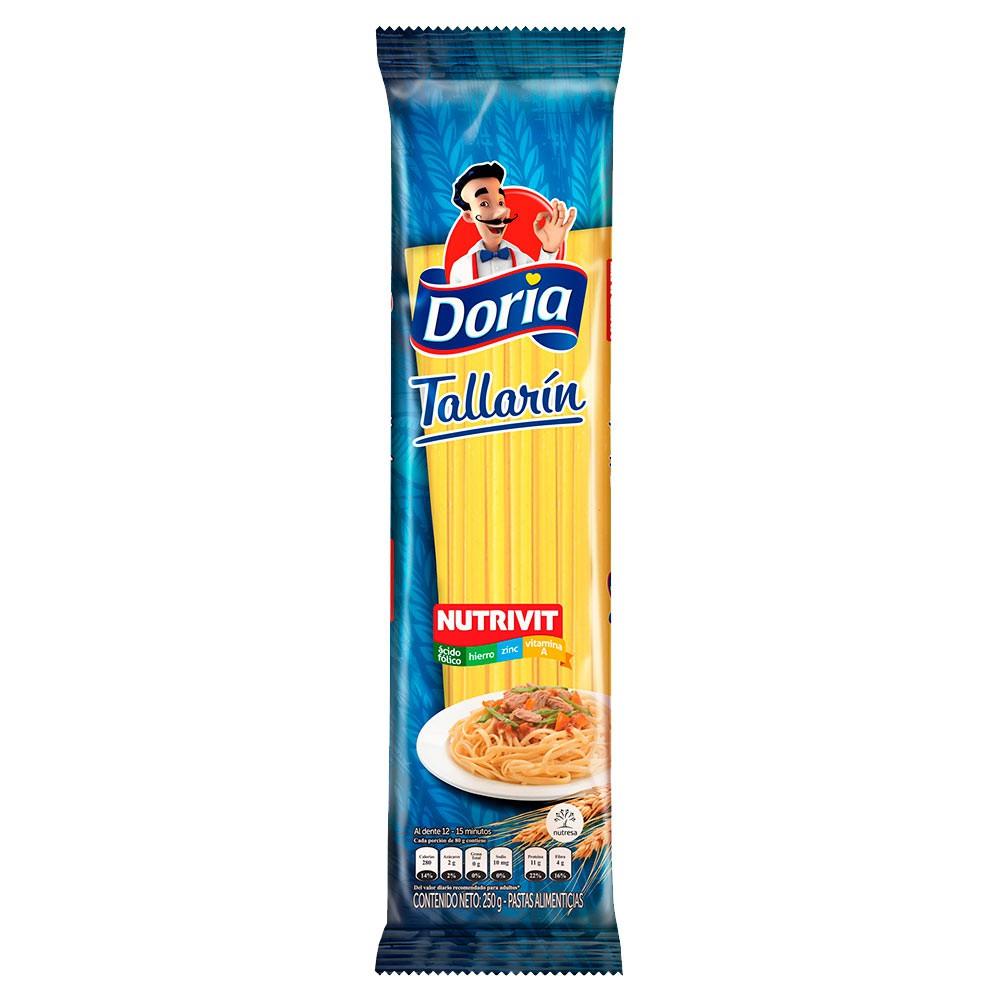 Pasta Clásica Tallarín Doria