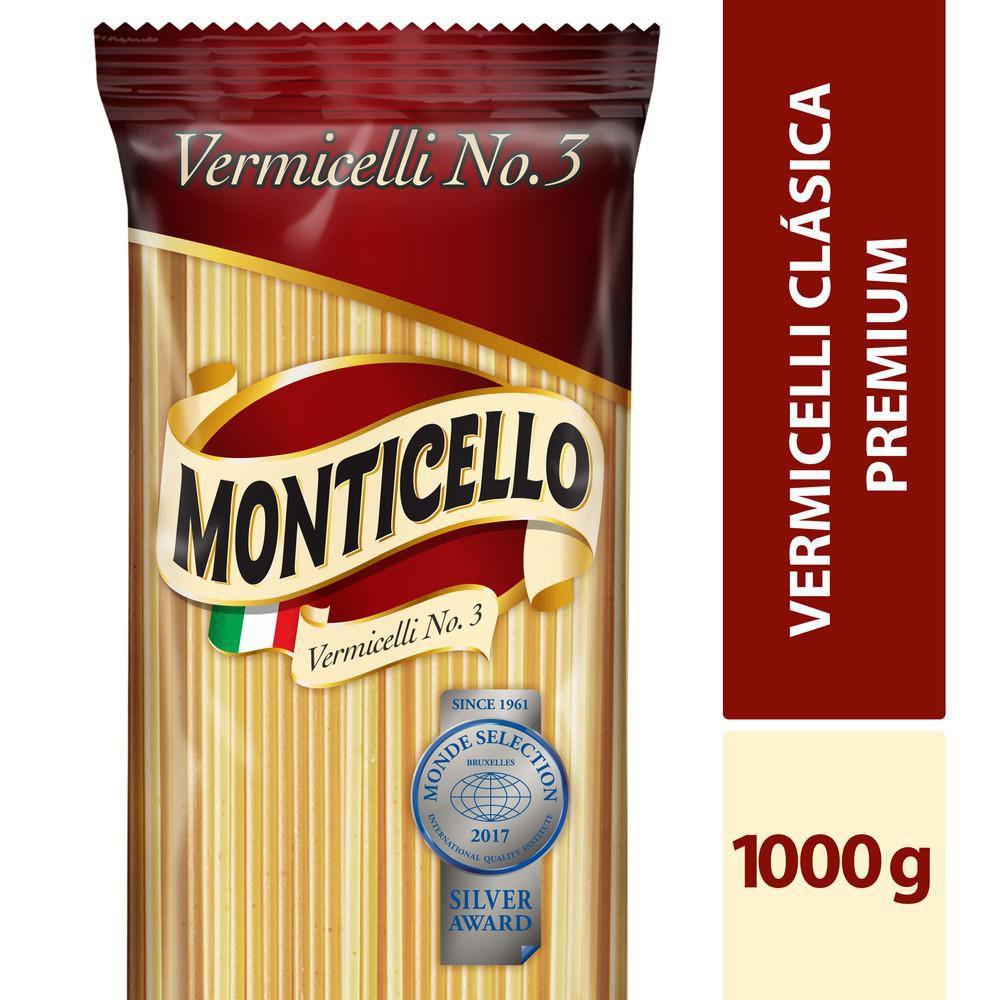 Pasta Monticello spaguetti