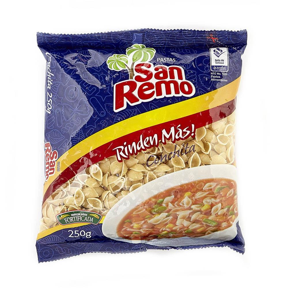 Pasta conchita San remo
