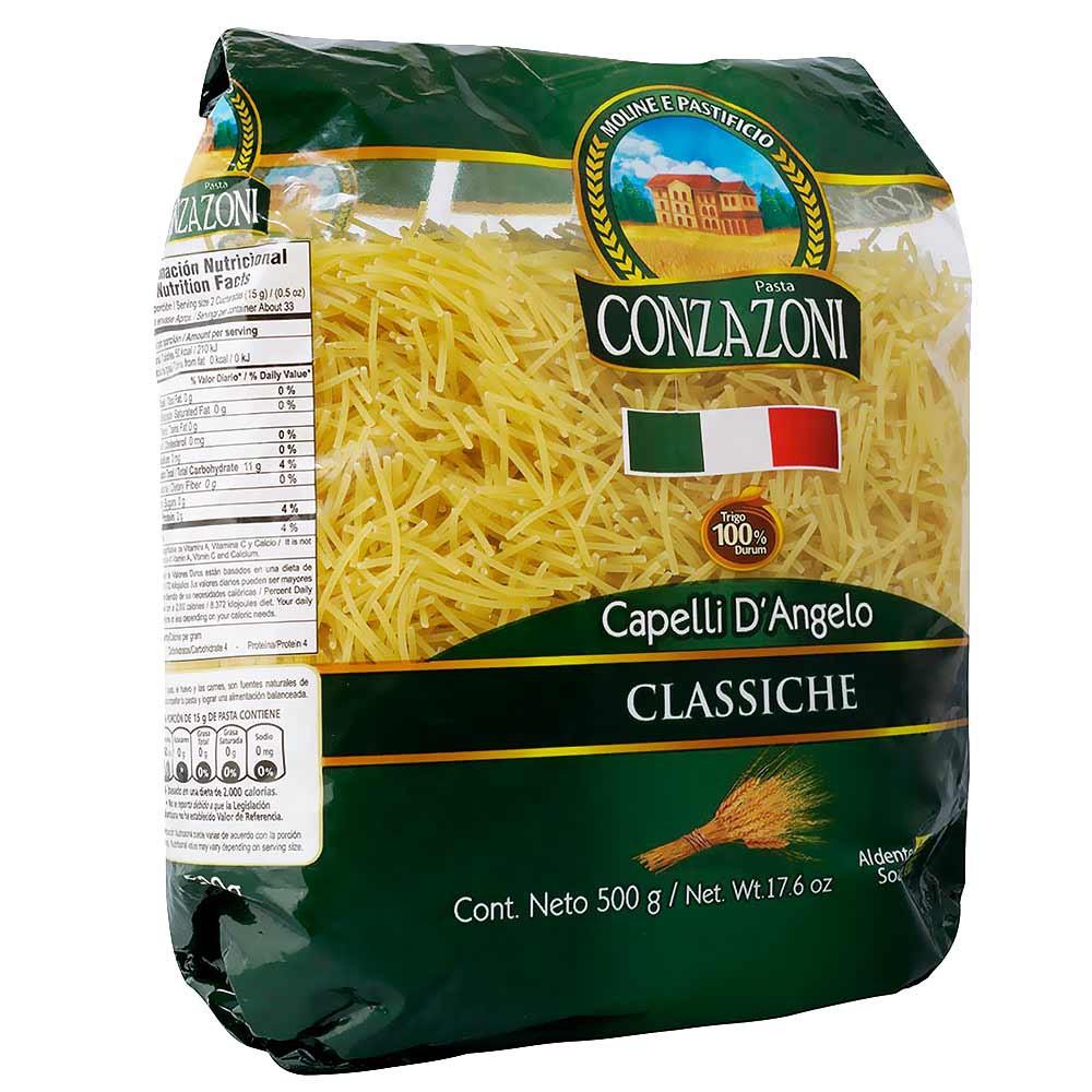 Pasta Capelli D´Angelo Conzazoni