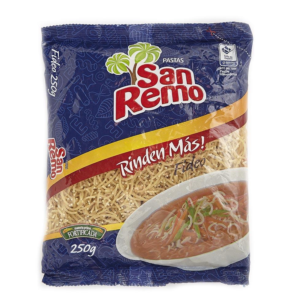 Fideo San remo