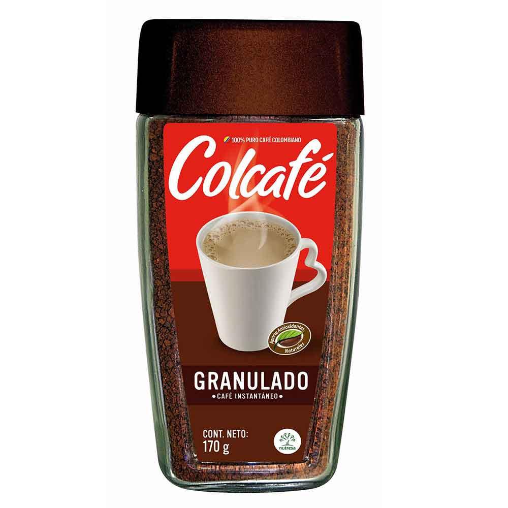 Café Instantáneo granulado Colcafé