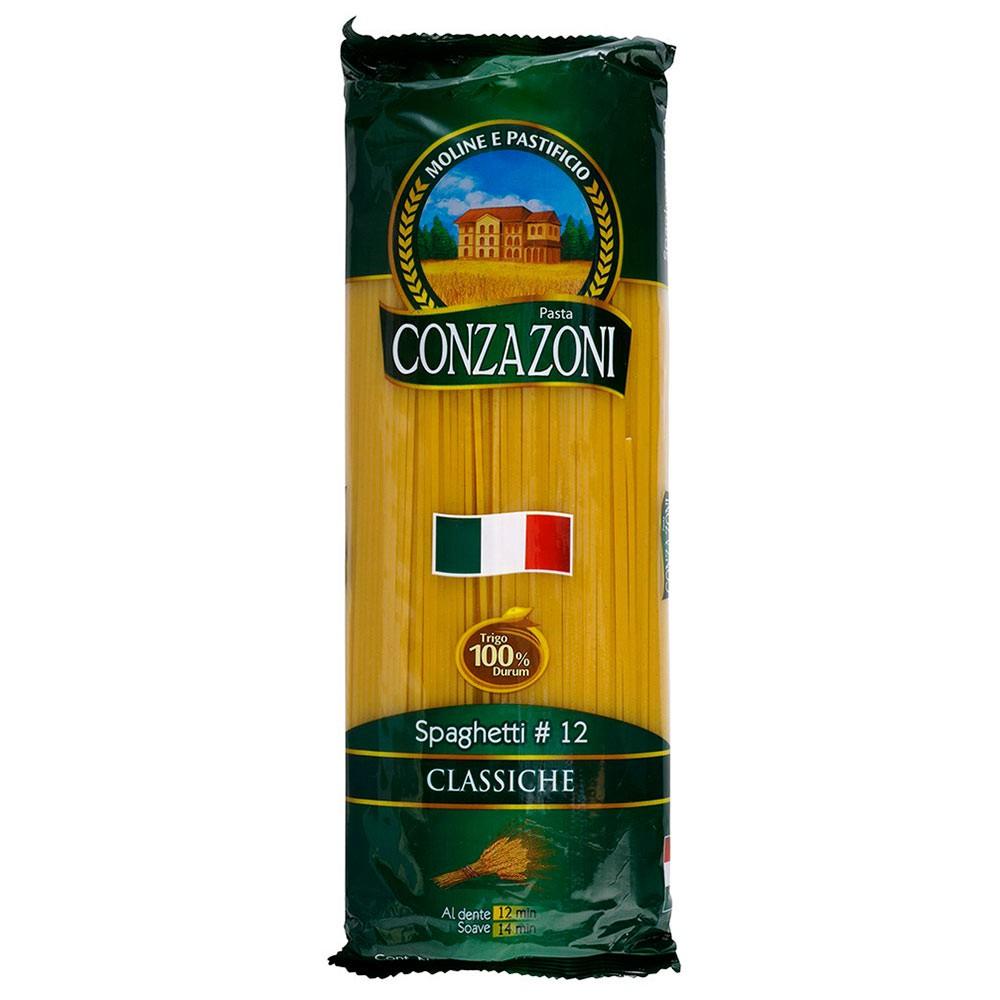 Pasta Spaghetti Conzazoni
