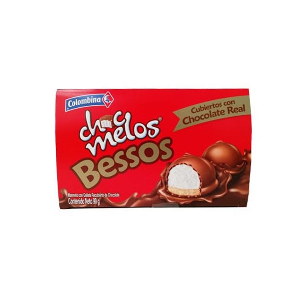 Masmelos Chocomelos Bessos caja