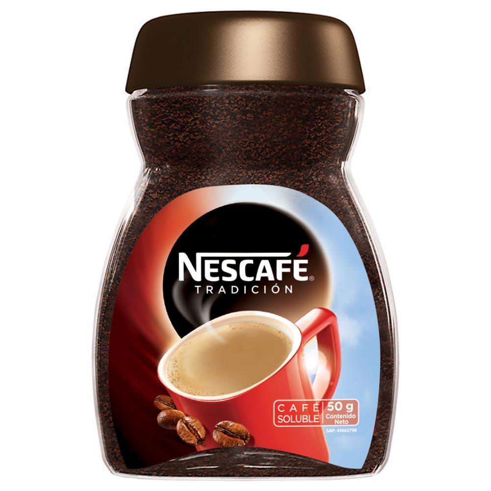 Café NESCAFÉ Tradición X 50g.