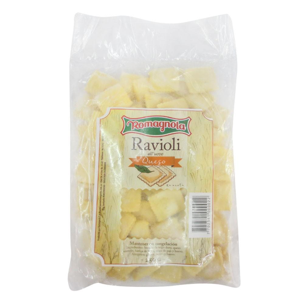 Raviolis queso Romagnola * 250 g