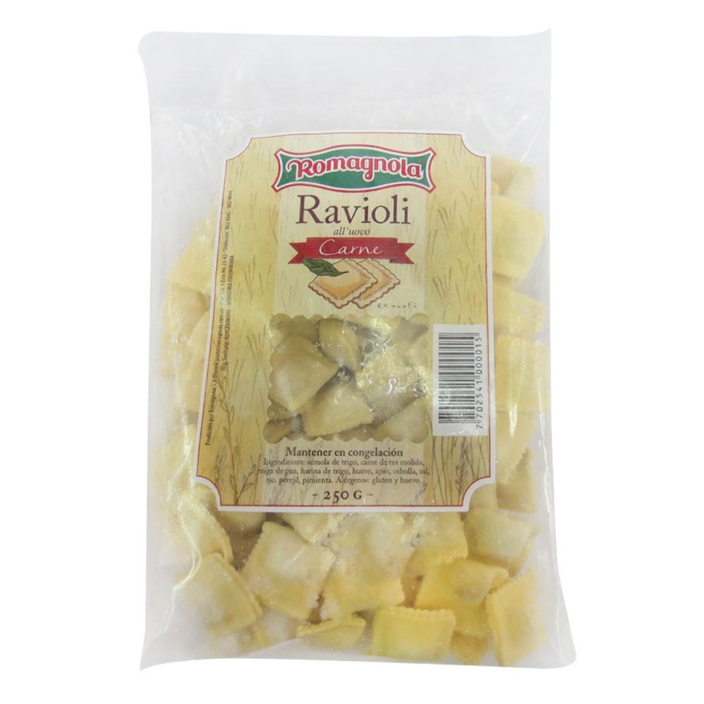 Raviolis carne Romagnola * 250 g