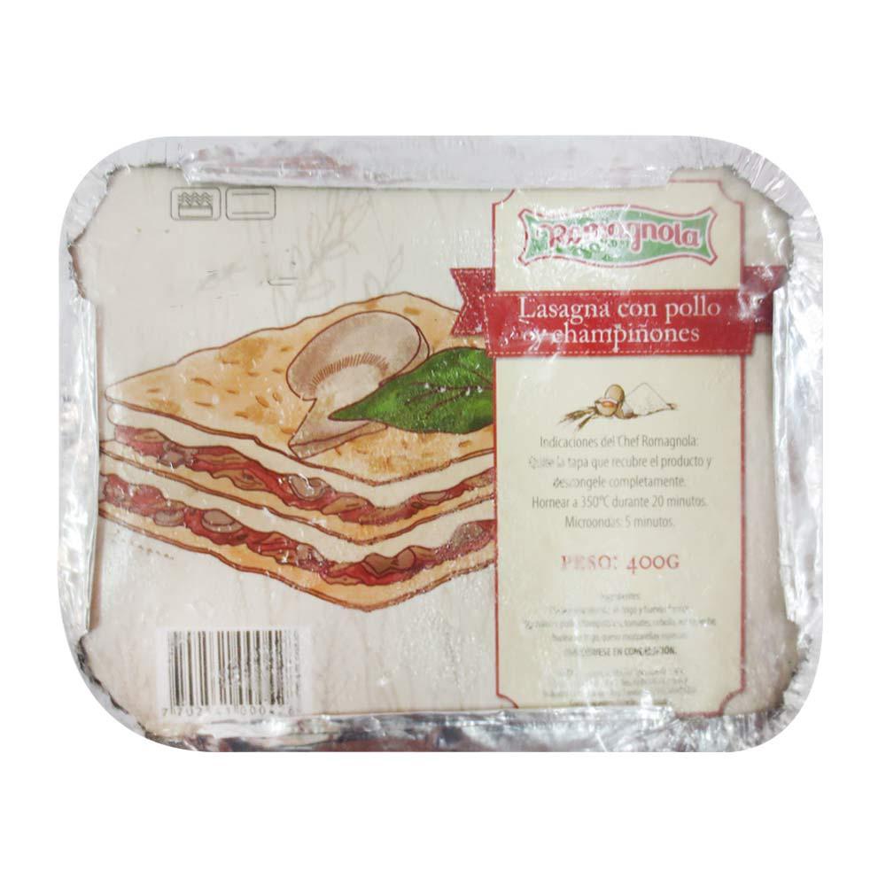 Lasagna romagnola x 400 g