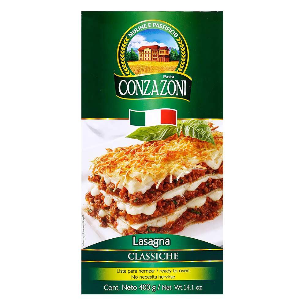 Pasta Lasagna Conzazoni