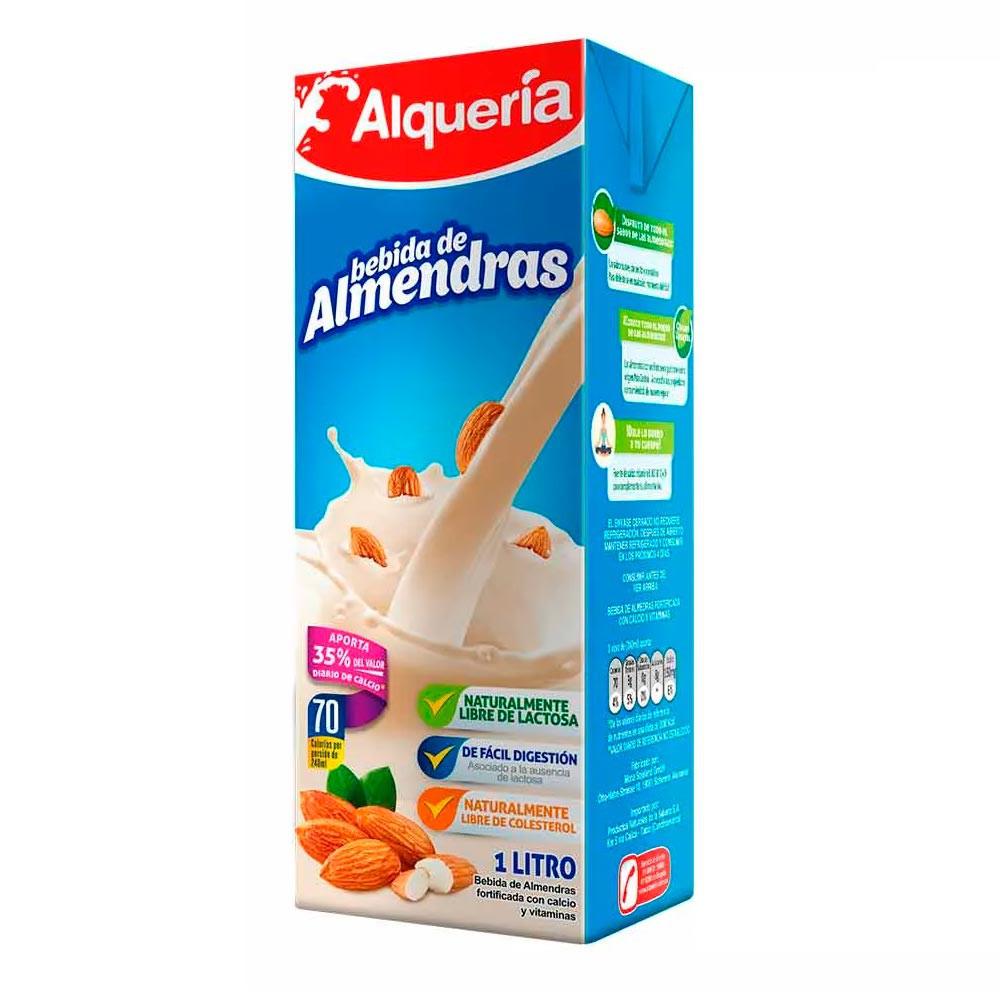 Bebida almendra Alqueria