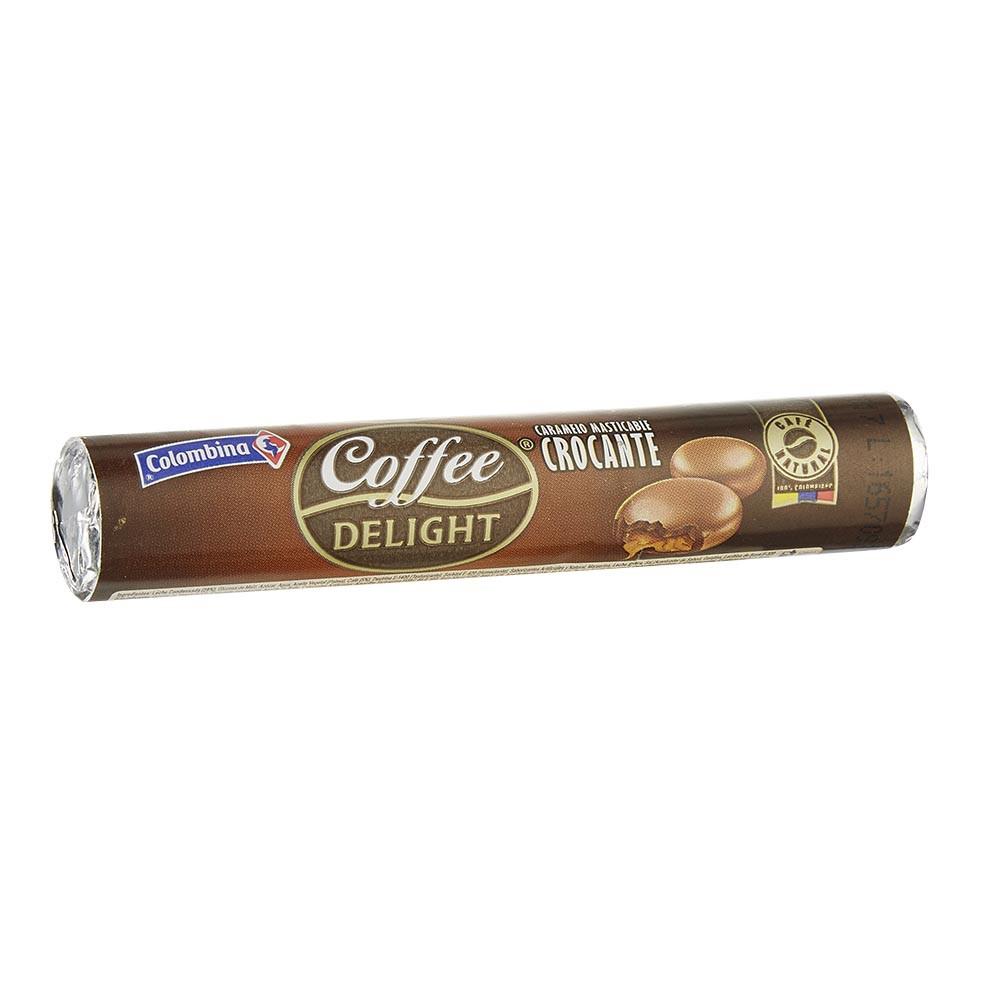 Caramelo Coffee de Light masticable crocante