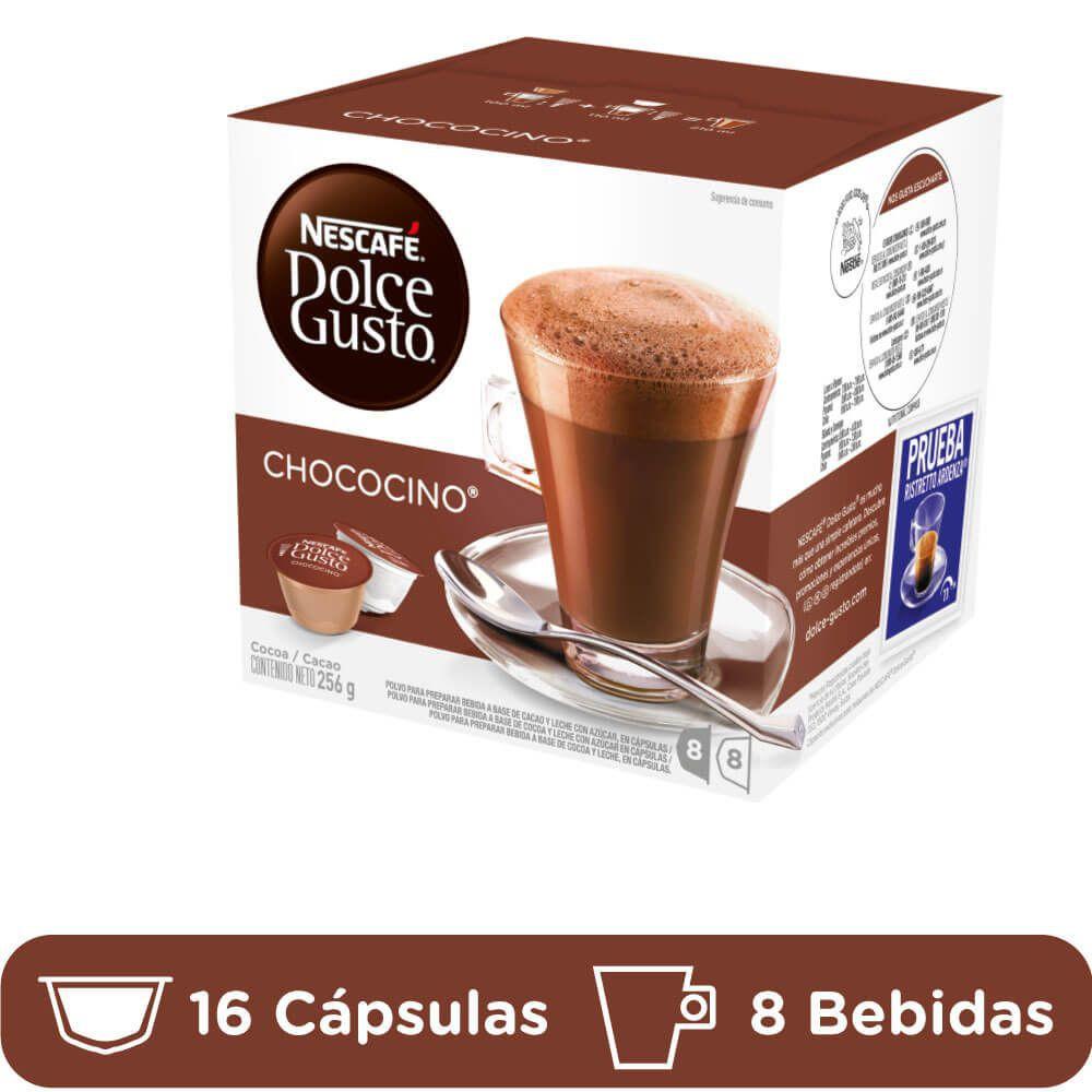 Café en cápsulas sabor Chococcino