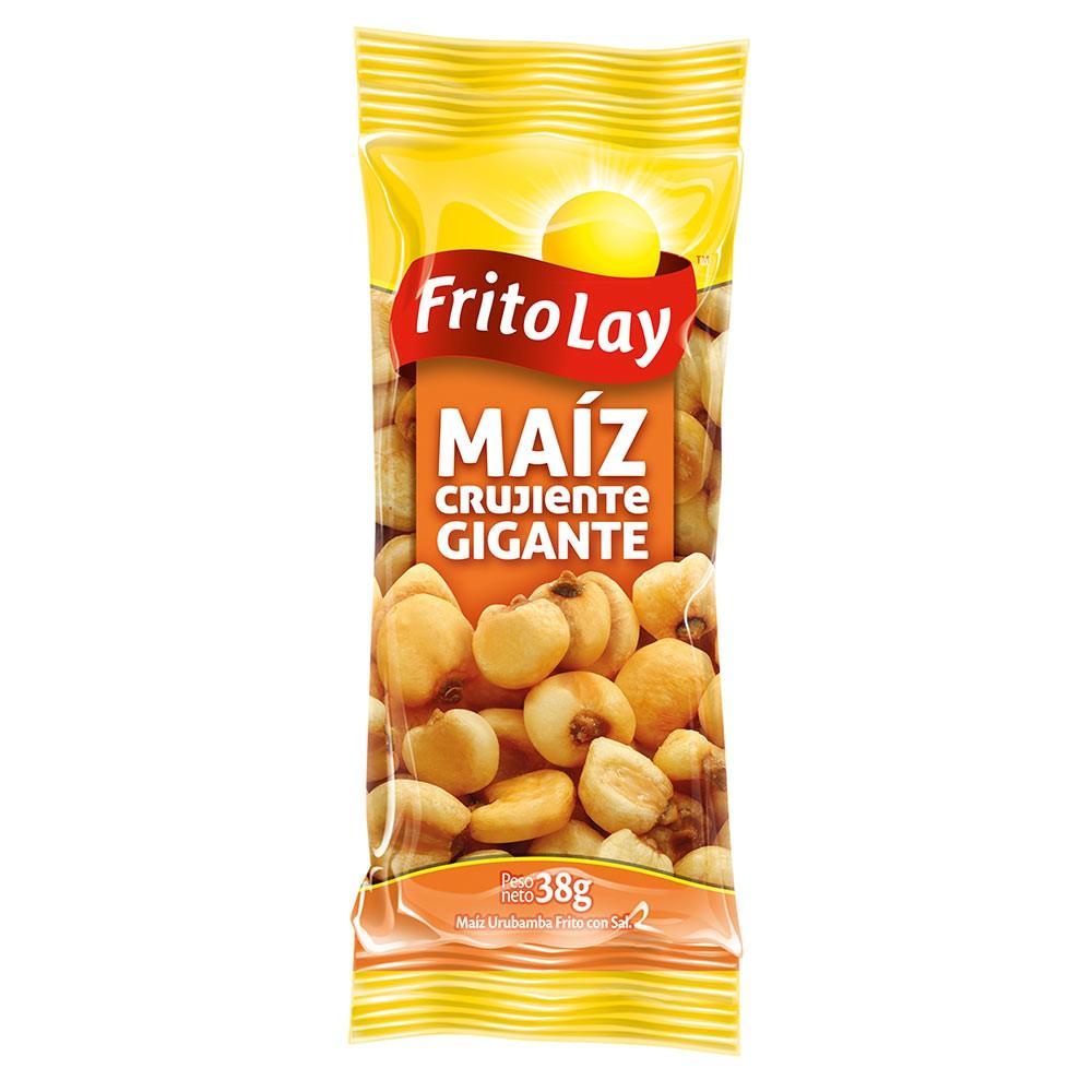 Frito lay maíz crujiente